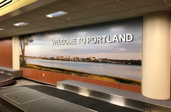 Portland Maine International Airport